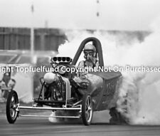 Nanook Holiday Olds Early Fuel Altered NHRA 8x10 Early Photo