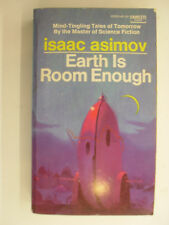 Earth Is Room Enough, Isaac Asimov, Fawcett Paperback, 1970s