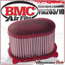 FILTRO DE AIRE BMC DEPORTIVO LAVABLE FM205/10 SUZUKI SV 650 SV650 2002 02
