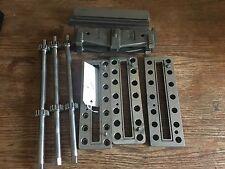 "Lot of parts for 6"" Carbon Steel Daniel Senior Orifice Fitting Meter"