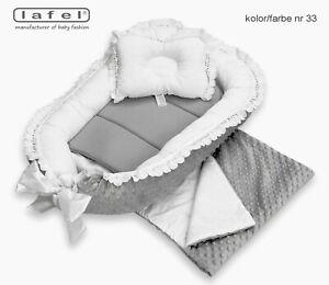Baby Nest ,Nido per bambini, bozzolo, culla di alta qualità Lafel