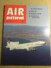 AIR PICTORIAL - GULF AIR - May 1977 Vol 39 #5