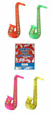 GIANT INFLATABLE SAXOPHONE  75CM TOY FANCY DRESS