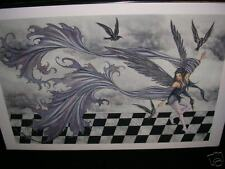 Amy Brown - Raven Dance - Limited Edition - SOLD OUT