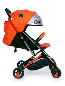 Cosatto Stroller Woosh 2 Spaceman Lightweight Compact Foldable Pram Pushchair
