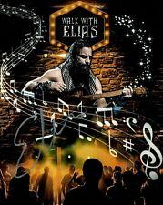Elias ( WWF WWE ) Autographed Signed 8x10 Photo REPRINT