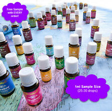 Young Living Essential Oil SAMPLES (1 ml) Free Shipping -  BUY MORE & SAVE 25%