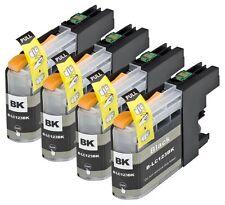 4 Black Ink Cartridge fits Brother DCP-J4110DW MFC-J4510DW MFC-J650DW MFCJ6520DW