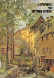 Heimatkalender 1968. Landkreis Monschau. Weiss Verlag, 1967. Eifel.