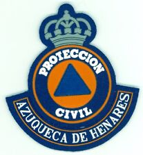 Azuqueca de Henares Proteccion Civil Protection Uniform/Shoulder Patch Spain
