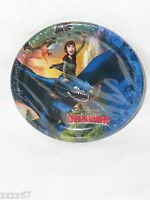 NEW HOW TO TRAIN YOUR DRAGON LUNCH PLATES PARTY SUPPLIES