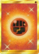 Pokemon Card: FIGHTING ENERGY 169/145 Guardians Rising Holo Secret Rare NM