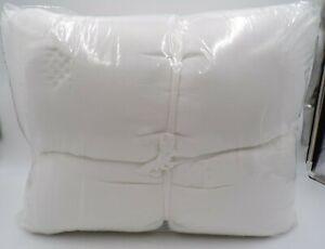Pottery Barn Tencel Comforter Super Soft Silky Smooth King Cal King White #9783