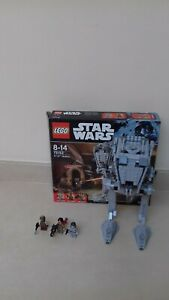 lego star wars AT - ST walker 75153 comme neuf