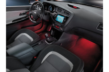 Brand New Genuine Kia Sportage/Sportage GT Line Red LED Footwell Illumination