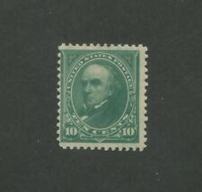 United States Postage Stamp #273 Mint Lightly Hinged F/VF Original Gum
