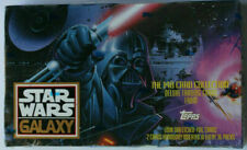 STAR WARS GALAXY ONE 1 SEALED TRADING CARD CASE - 10 BOXES