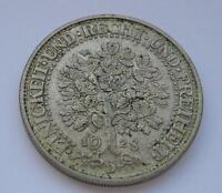 Münze 5 Reichsmark 1928 D Weimarer Republik Eichbaum 500 Silber J. 331 Nr.14859