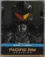 PACIFIC RIM UPRISING / Blu-Ray Steelbook Neuf sous blister - VF