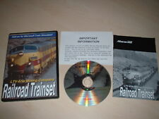 LTV-ERIE MINING COMPANY TRAINSETS ~ Microsoft Train Simulator ADD-ON