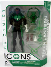 "DC COMICS dc collectibles ICONS GREEN LANTERN   6"" inch action figure mip NEW"