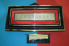 Mopar NOS 1984 Chrysler Park Avenue rear / tail center panel