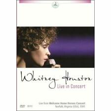 Welcome Home Heroes with Whitney Houston  (DVD) rare OOP NTSC