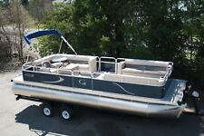 Factory direct pontoon boats-New 24 ft cruise
