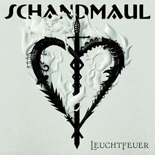 SCHANDMAUL - LEUCHTFEUER (LIMITED SPECIAL EDITION )  2 CD NEW+