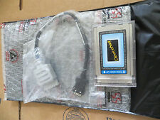 Allen Bradley DeviceNet PCMCIA Card 1784-PCD /C w/Cable, LNC Tested Dated 20