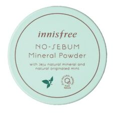 [INNISFREE] No-Sebum Mineral Powder - 5g