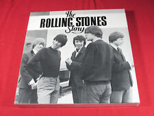 Rolling Stones  THE ROLLING STONES STORY - Decca 6.30118 - 12 LP-Box + Photos