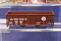 34' R/S Hopper Car Kit / PRR Pennsylvania RR / Athearn HO Scale 5445