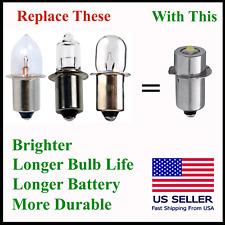 LED Light Bulb Replacement/Upgrade for Halogen Krypton Xenon 2.5V- 24V Light NEW