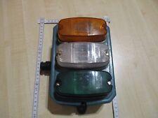 DDR Ampel Lichtsignalanlage 100% original Feutron Leuchtsignal um 1980