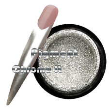 Chrom It Pigment *Silber - Chrome-/ Spiegel - Effekt