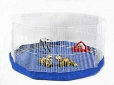 Prevue Pet Products SPV40098 Mat/Cover for 11-Panel Play Pen, Blue, New, Free Sh