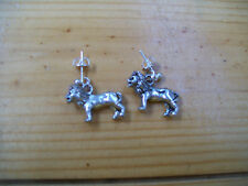LION EARRINGS (LEICESTER SPEEDWAY)