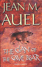 The Clan of the Cave Bear: Earth's Children 1, By Jean M Auel,in Used but Accept
