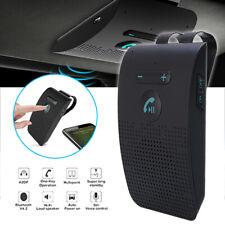 bluetooth 4.2+ Auto Car Sun Visor Multipoint Speakerphone Speaker Hands-Free Kit