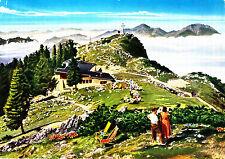 """Ruhpolding , Alpen-Gasthof """"Der Grashof"""" , ungel. AK."""