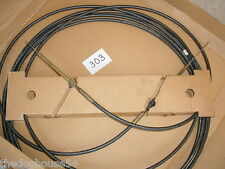Vintage OMC 379826 26 foot SHIFT and THROTTLE CONTROL CABLE Boat Remote Control