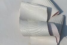 authentic Bamboo Pit Viper Snakeskin SNAKE SKIN leather HIDE White Color