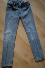 Jeans gris DIESEL - Taille 10 ans