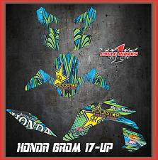 2017 Honda Grom & MSX125  SEMI CUSTOM GRAPHICS KITTOON3