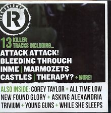 Rock Sound - Music With Attitude Magazine CD / Vol.158 - March 2012