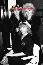 Original 35mm Vintage Negative Stevie Nicks of Fleetwood Mac & Jose Eber 4-7-87