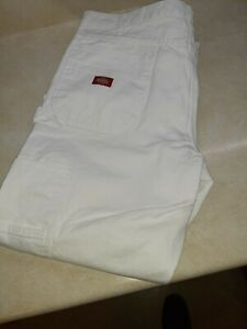 Dickies Men's 38W x 36L Painters Pants (hard to find size) pre-owned