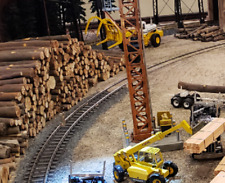 """42 real natural 13"""" Wood Logs for your Lumber Yard, Log cars or Flatcars G Scale"""