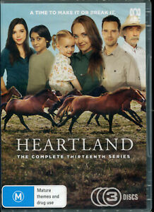 Heartland Complete Thirteenth Season 13 DVD NEW Region 4
